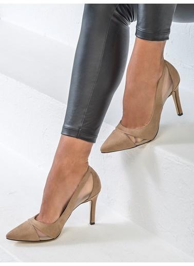 Elle Ayakkabı Vizon